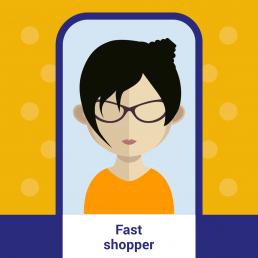 Fast shopper - consumatore online