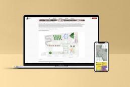 Sito web responsive Architettura senza frontiere Lazio