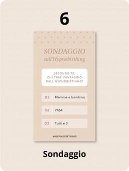 Sondaggio Brand Kit Canva