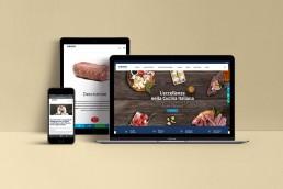Sito web responsive Cibaria