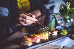 Fotografare i piatti al ristorante