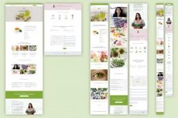Landing page Naturopatia