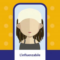 Influenzabile - consumatore online