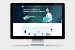 E-commerce per casa farmaceutica CR Farma