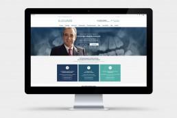 Sito web responsive per il prof. Piero Cascone