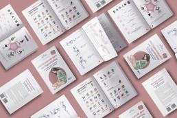 Infografica e illustrazioni per l'editoria