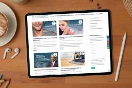 Blog con video informativi e videolezioni