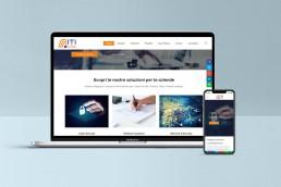 Innovazione Tecnologica Italiana sito web responsive