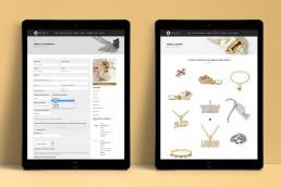 Risivi Lab form personalizzazione gioielli