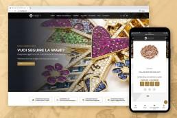 Risivi Lab Ecommerce gioielli personalizzati