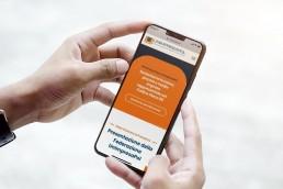 Federazione UnimpresaPol sito web responsive