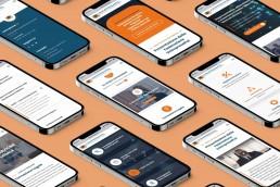 Sito web UnimpresaPol design mobile first